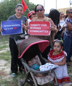 dignity for border communities